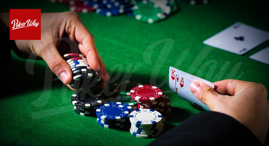 چک ریز کردن در بازی پوکر هولدم